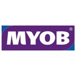 MYOB business software logo