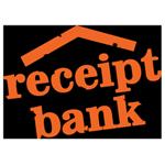 Receipt bank logo – a receipt scanning app