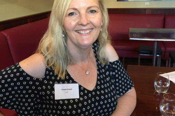 Pamela Nuttall bookkeeper system creator and very pretty