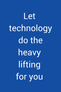 Let technology do the heavy lifting for you with Lumos Business Solutions