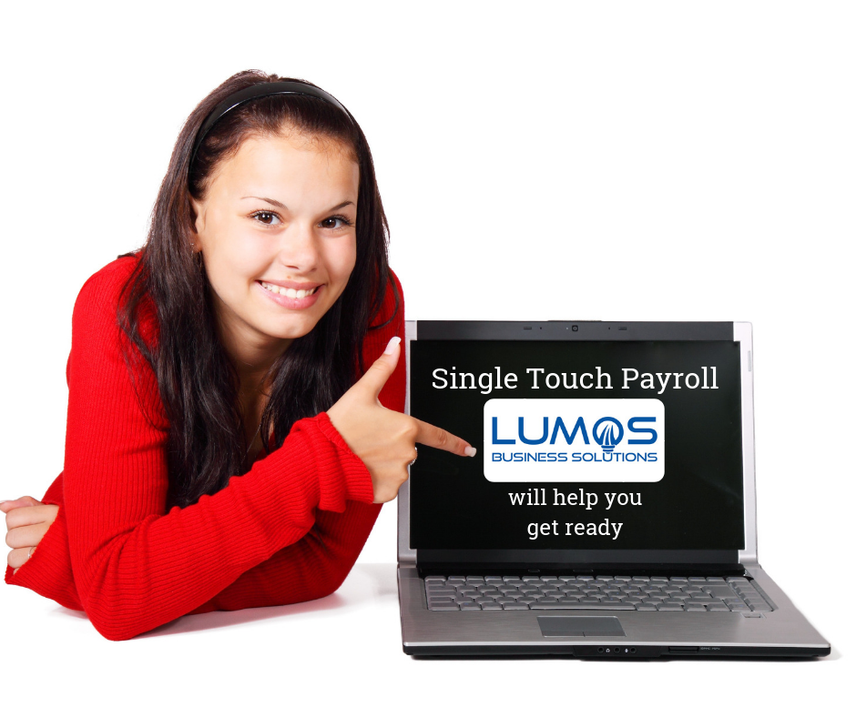 Single Touch Payroll is here.