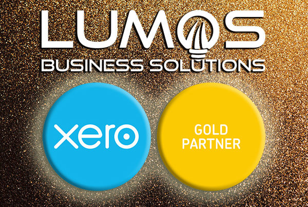 Lumos Business Solutions is now a Xero Gold partner