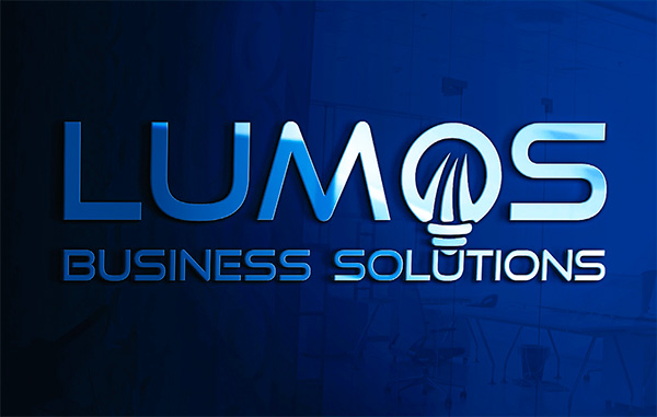 Lumos Business Solutions 3D render