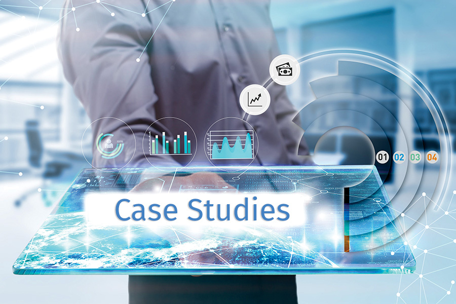 Case studies typical examples